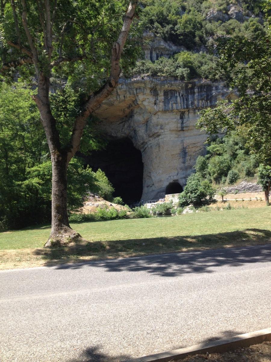 De grotten van Mas d'Azil
